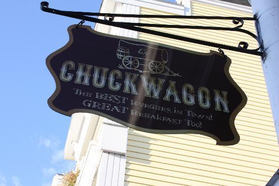 Chuck Wagon of Mackinac : Breakfast Heaven