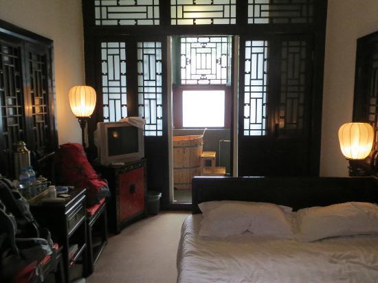 Lusongyuan Hotel: room interior