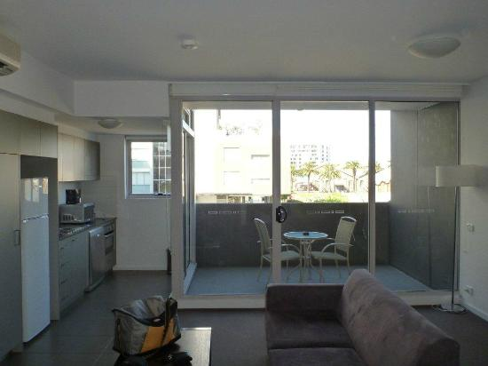 Exceptional Chifley Apartments Newcastle: Patio