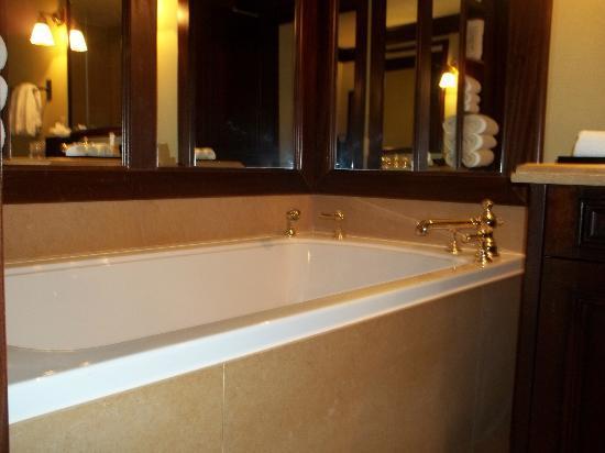 ذا برازيلين كورت هوتل: AMAZING jetted tub 