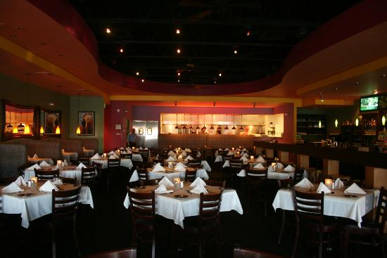 South Beach Grille: The Dining Room