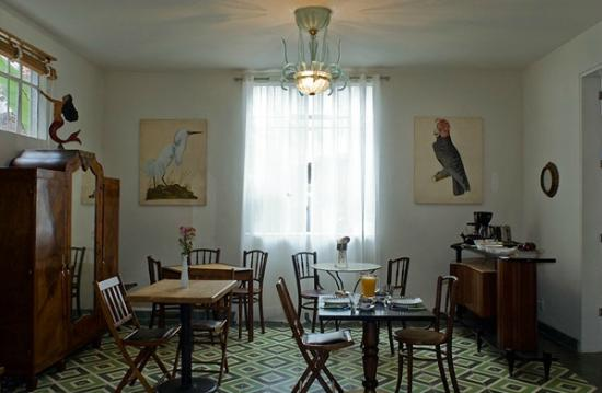 Stella Bed & Breakfast : Our Cozy Dining Room/ Nuestro Acogedor Comedor