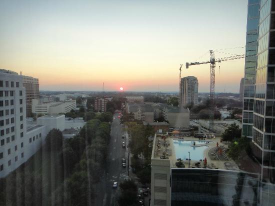 Loews Atlanta Hotel: View from room