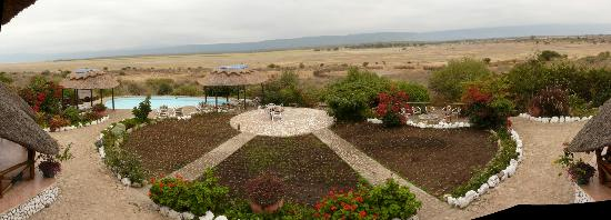 Manyara Wildlife Safari Camp: Lodge Grounds
