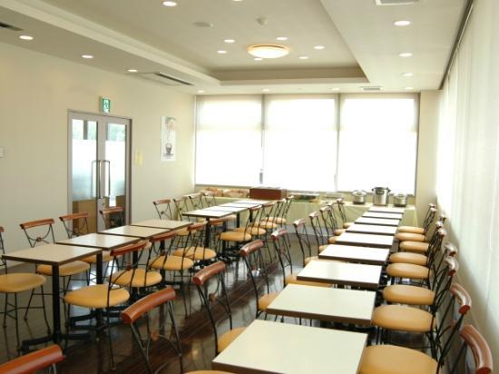 Hotel Ekono Taki: 朝食会場