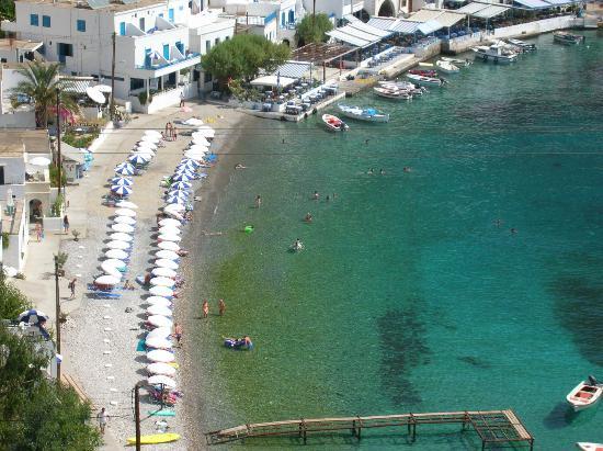 Daskalogiannis Hotel: Loutro Beach
