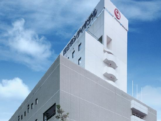 Yokkaichi City Hotel: 四日市シティホテル外観