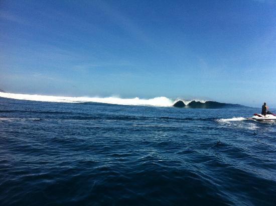 Tahiti Aventures : Un des meilleurs moments :-)