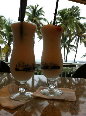 Patio Bar And Grill: Good Drinks