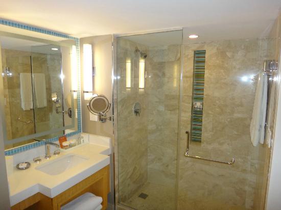 Loews Miami Beach Hotel: Banheiro