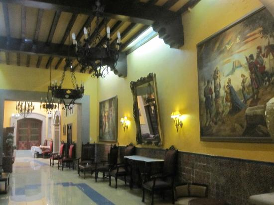 هوتل بوسادا سانتا في: hotel 