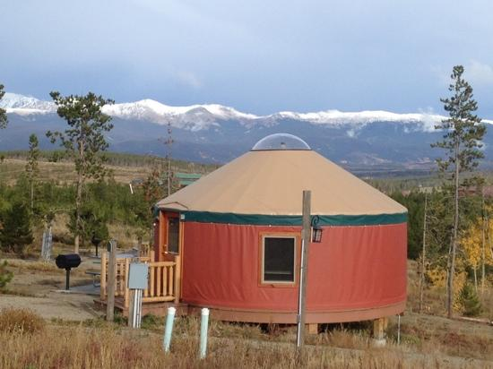 Snow Mountain Ranch: YMCA Yurts