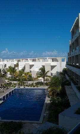 Beloved Playa Mujeres: View from the balcony