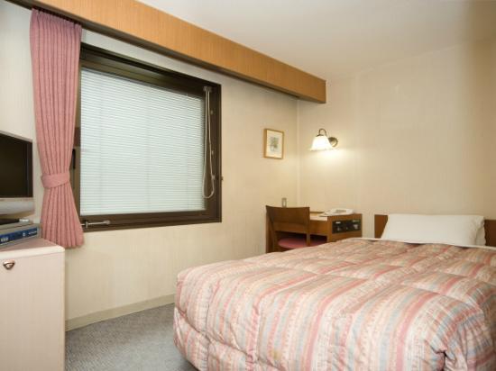 Hotel Econo Kanazawakatamachi : シングルエコノミールーム