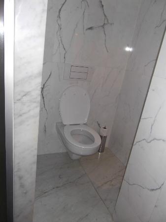 Bab Hotel: Les toilettes