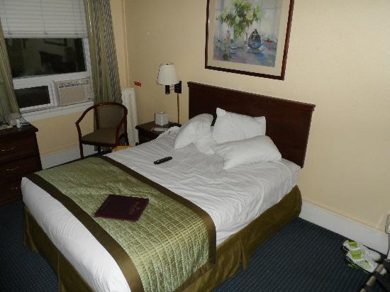 Ramada Gaslamp Convention Center: Regular room