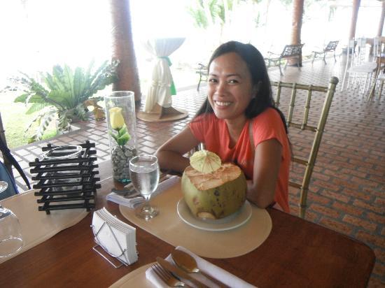 Patio Victoria Tacloban: Nice Scenic Patio
