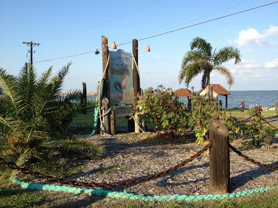 Fulton Beach Bungalows: Grounds