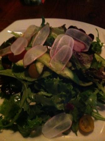 BoHo: side salad