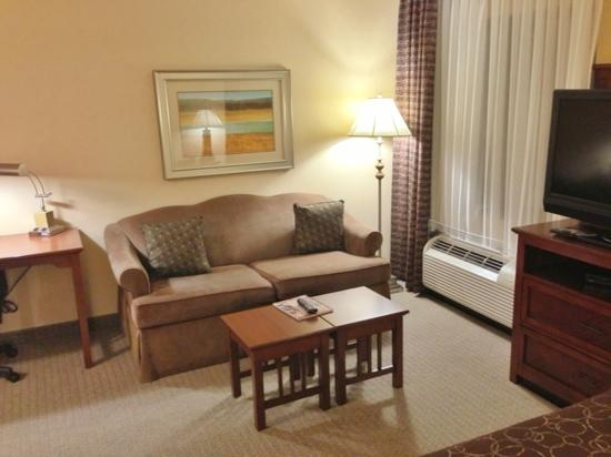 Staybridge Suites Buffalo-Airport: Sitting Area