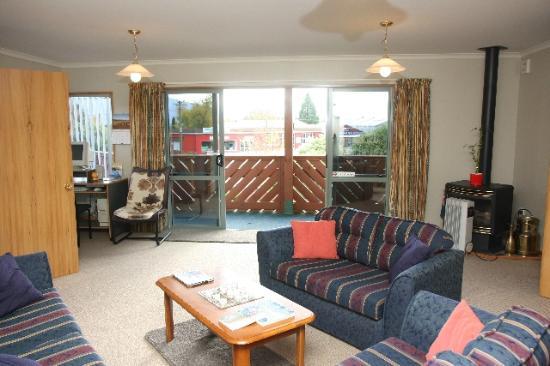 Cosy Kiwi B&B : Guest Lounge