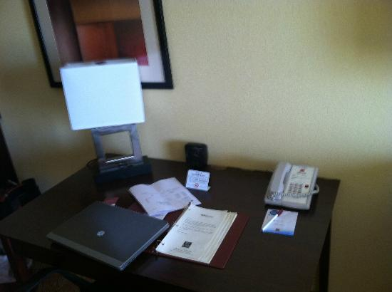 Comfort Suites Suffolk-Chesapeake: Desk