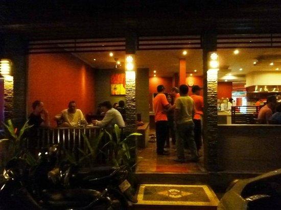 Taco Casa Opening Night