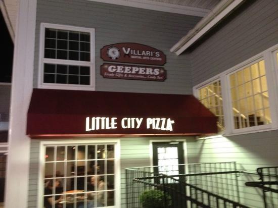 little city pizza