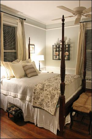 Goodwin Manor: One of 4 Upstairs Bedrooms