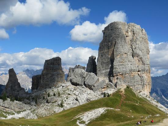 Baita Fraina: cinque torre-nearby