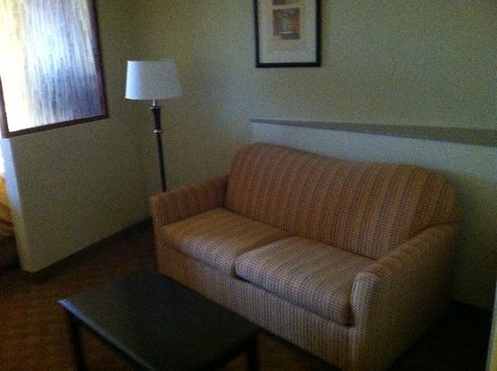 Comfort Suites Eugene: Sofa