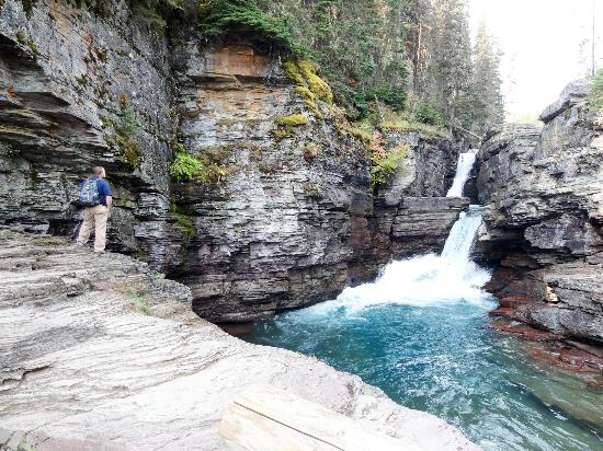 St. Mary Falls (Glacier National Park) - 2018 All You Need ...