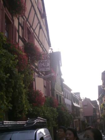 Hotel Restaurant Au Dolder : ホテル外観-2