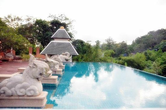 Sukko Spa Resort: Swimming pool