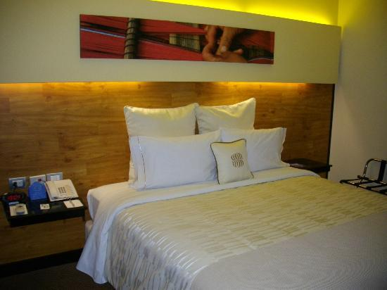 Sonesta Hotel Cusco: O apartamento