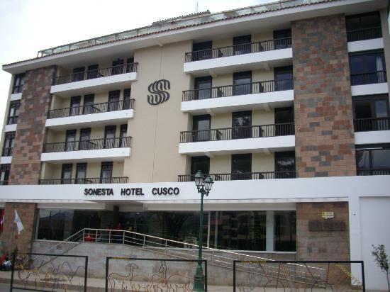 Sonesta Hotel Cusco: Fachada