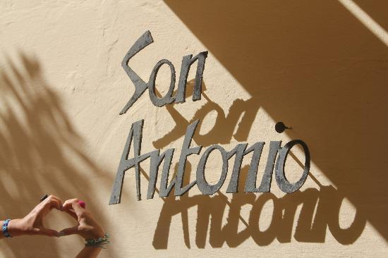San Antonio Guesthouse: We loved it