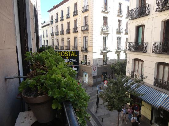 Hostal Comercial : Desde la ventana