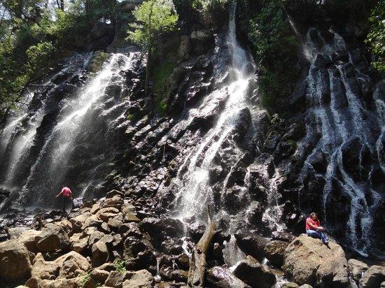 Cascadas Velo de Novia