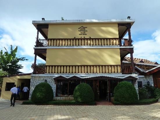 Victoria Sapa Resort and Spa: Hotel Facade