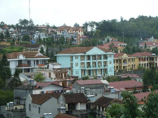 Victoria Sapa Resort and Spa: View From Hotel of Sapa