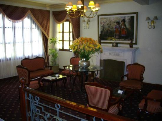 El Cabildo: Sala de estar