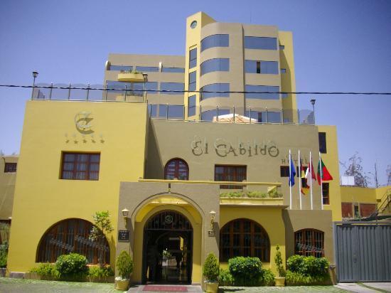 El Cabildo: Fachada