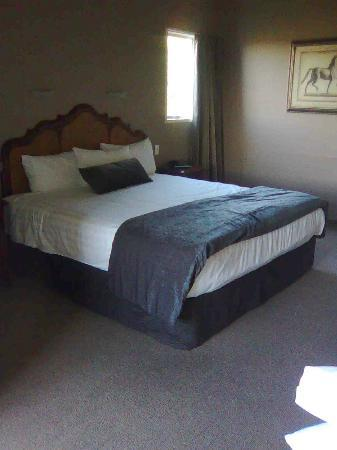 Rydges Rotorua: King bedroom Room 413