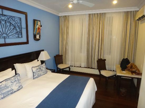 Hotel Casa do Amarelindo : habitación