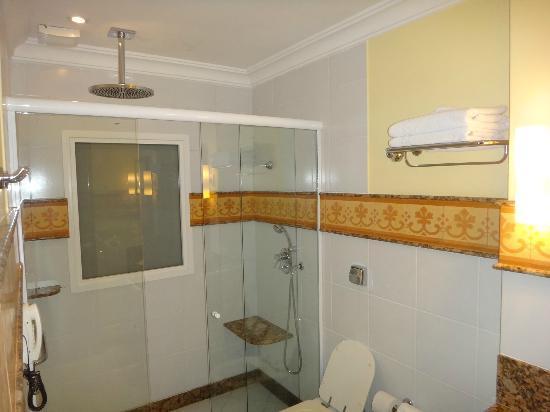 Hotel Casa do Amarelindo : Baño