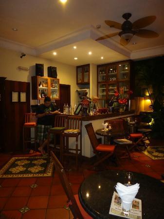 Hotel Casa do Amarelindo : zona de snack