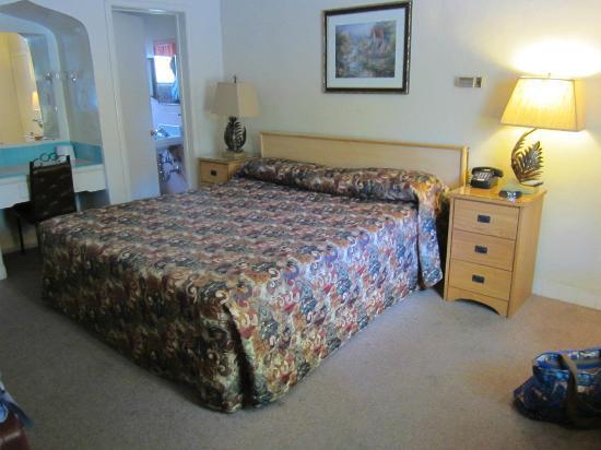 Matador Motel: Bed