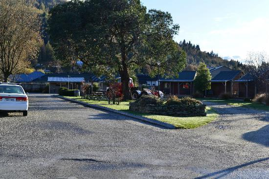 Queenstown TOP 10 Holiday Park : Shotover Top 10 Holiday Park