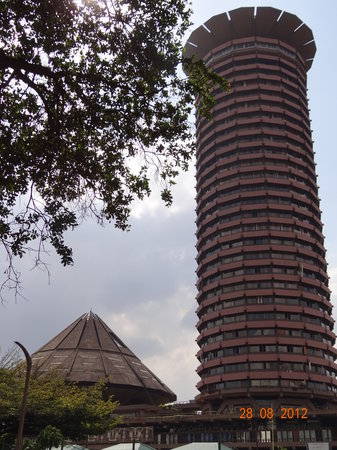 Kenyatta International Conference Center: KICC